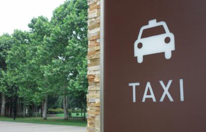 タクシー会社